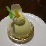 葦 - レモンピール系ムースっぽいやつ