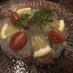 84726621 - 鮮魚のカルパッチョ