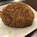 Ramemmagari - 炙り焼きおにぎり  ¥120