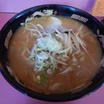 十八番食堂 - 味噌ラ~メン