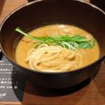 cuud - 麺は細麺で、茹ですぎてヤワヤワでした。