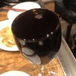イタリアン酒場 TAKEYA - ワインを擦切りで680円