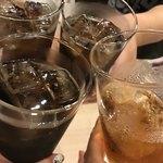 84728885 - 乾杯はコーラとウーロン茶