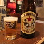 SAKANOVA - サッポロラガー(中瓶)