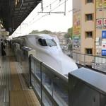 84729600 - 新横浜から新大阪に戻ります