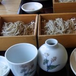 小松庵 総本家 - 2種類の蕎麦