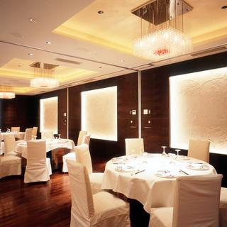 クラッシックな中国スタイルの空間