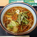 麺工房 - 山菜そば