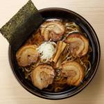 極旨炙りチャーシュー麺
