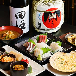 津軽のたげうめえ~料理をご堪能ください!