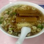 84736419 - 美しい…ワンタン麺♡ (過去写真)