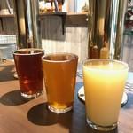CarneTribe second クラフトビアバー - 日本各地のクラフトビール8種