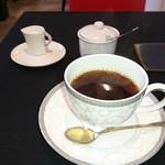 ネオビストロアンドバー トリノ - アフターのコーヒー
