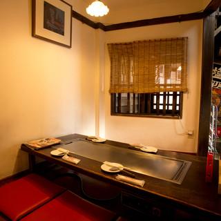 昭和レトロなアットホーム空間◎個室のお席もご用意あり!