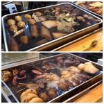 博多のおでん - ◆美味しそう~ 種類も豊富ですけれど、1品が大きく量がありますので価格もとても良心的。