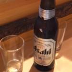 博多のおでん - ビール(400円)