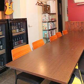 少人数からOK◎8名~20名様までご利用可能な独立個室完備!
