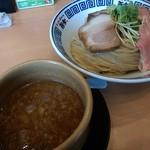 ラーメン而今 - 料理写真:特製つけ麺【300g】大盛 2018/03/12