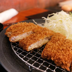 とんかつ まい泉 - 沖田牧場黒豚150g