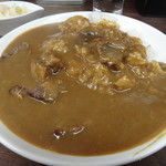 ピレーネ - ◆ ビーフ三昧カレー ¥680