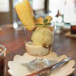 天竜堂 - 料理写真:レモンパフェ