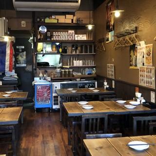 タイ食堂へイリュージョン