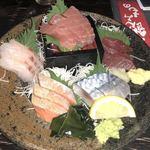 鮮魚と日本酒 魚ぽん大蔵 -