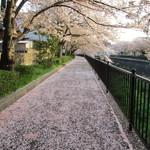 ライオン ダンス - 帰りは桜花の絨毯を……