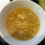 麗華 - 何時ものスープ