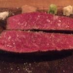 ザ・ミートショップ - 赤身のステーキ