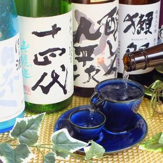 田酒風の森新政!人気の日本酒20種以上!!!