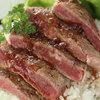 スポーティフ カフェアンドレストラン - 料理写真:リブステーキプレート