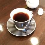 カフェ 胡桃 - 胡桃ブレンド!ブラックでも充分美味しい!