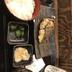 しんぱち食堂 - 西京焼き