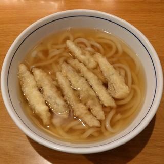 ウエスト 天神北店 - ごぼう天(390円)