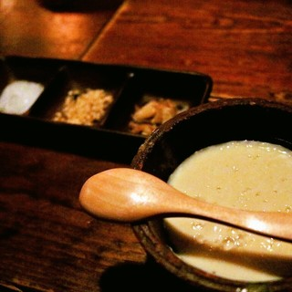 絶品!手作り豆腐!!