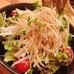 大昌園 - 大根サラダ