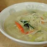 生駒菜館 - 料理写真:タンメン