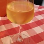 ブラッスリー・グー - グラスワイン白