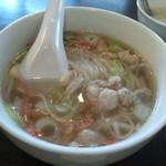 Mangosuchin - 米麺