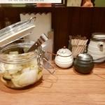 天ぷらスタンド 大塩 -