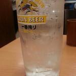 日高屋 - チューハイ260円