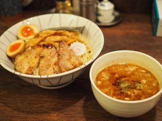 麺恋処 き楽 - まる得つけ麺