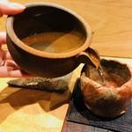おにく 花柳 - 和牛と日本酒のマリアージュ!