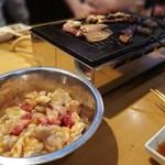 焼肉ホルモン金龍 - まかない盛1kg