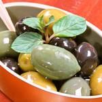 マリスコ - おいしいオリーブ。スペイン産。
