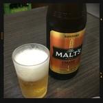 林さんの台所 - 追加の瓶ビール