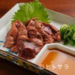 紅まる - 炙り鶏白レバー