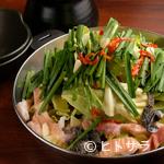 紅まる - ピリ辛 ホルモン鍋