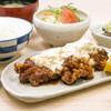 驛亭 - 料理写真:チキン南蛮定食